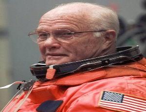john glenn astronaut