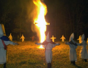 Louisiana Woman Set on Fire by KKK Over Supporting Obama?