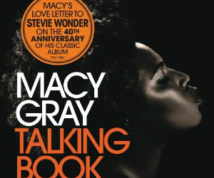 Macy Gray Covers Stevie Wonder With 'Talking Book'