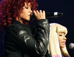 Rihanna and Nicki Minaj Score 4 AMA Nominations
