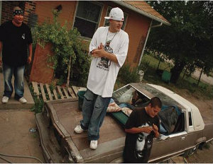 Black Street Gangs a Hit on Native American Reservations