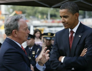 This Week in Politics: Hurricane Sandy Halts Campaigns, Bloomberg Endorses Obama