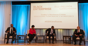 Black Enterprise and Bill & Melinda Gates Foundation: Session 1: Helping our Schools