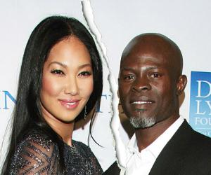 Kimora Lee Confirms Separation From Djimon Hounsou