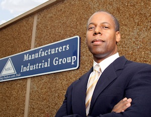 UBR Spotlight: Manufacturers Industrial Group CEO Andre Gist