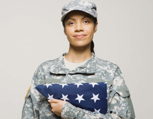 Veteran Women and Spouses
