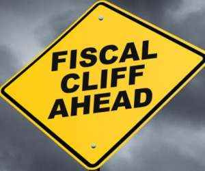 Father Lays off Son Due to the Fiscal Cliff
