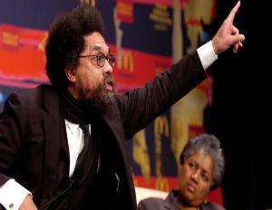 Cornel West Calls Obama a 'Rockefeller Republican in Blackface'