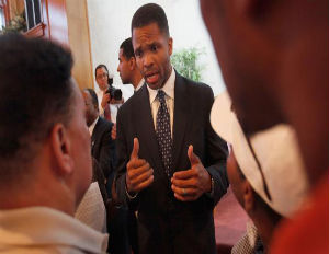 Jesse Jackson Jr.'s Home Facing Forfeiture