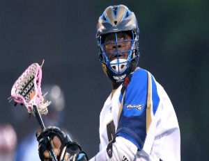 Black Lacrosse Player Protests 'Ninja Please' Tag Line