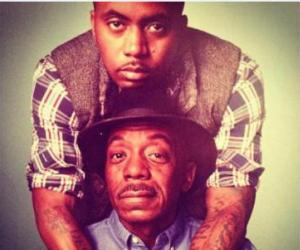 Nas and His Father Bridge 'The Gap' in New Ad