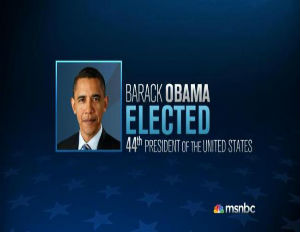 President Obama Re-Elected to Second Term
