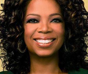 oprah smiling