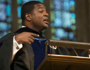 Harvard's Rev. Jonathan Walton Represents Black Church's Shift