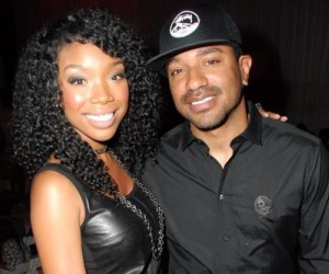 Brandy is Engaged to Music Executive, Ryan Press