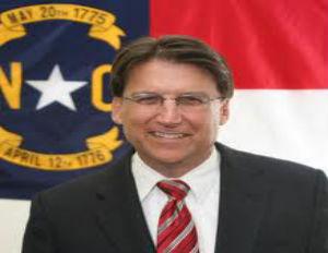 governor mcrory