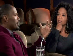 Jamie Foxx Tells Oprah: 'Leonardo Snubbed me on Set'