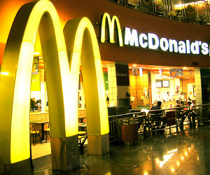 Staying Open During the Holidays Profitable for McDonald's