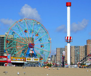 Rents Slashed on Coney Island to Attract Local Business