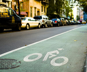 Bike Lanes may Benefit Small Businesses