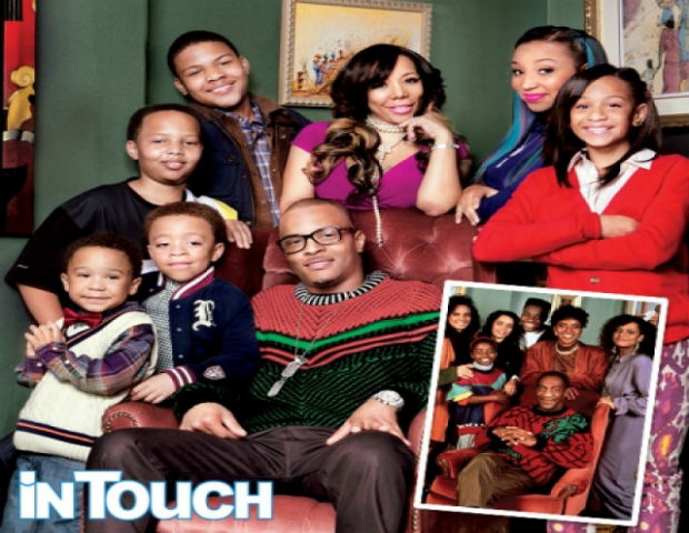 ti and the family tiny