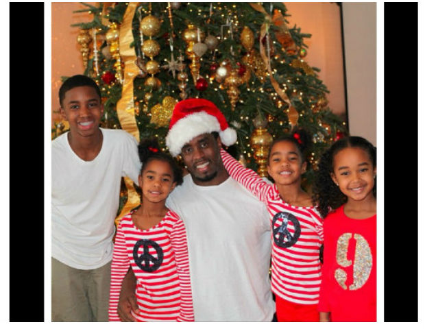 Puffy and his family get together
