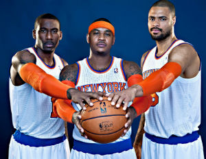 At Last, New York Knicks Bring Cache to N.B.A Game In London