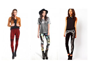 Wardrobe Staple: Luxe Leggings Under $50