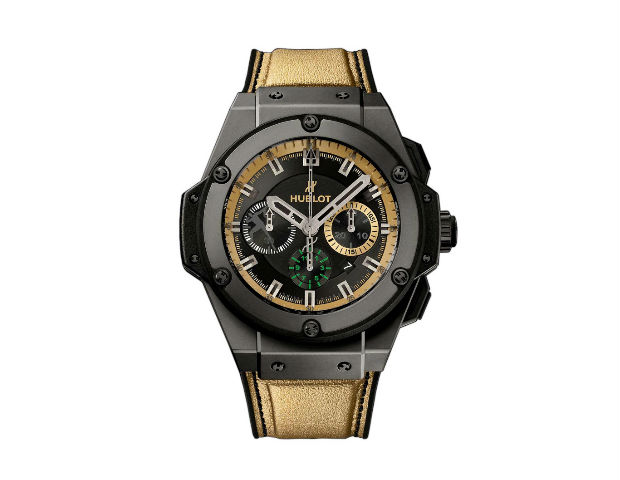 Three Awesome Luxury Men's Watches for Sports Fans