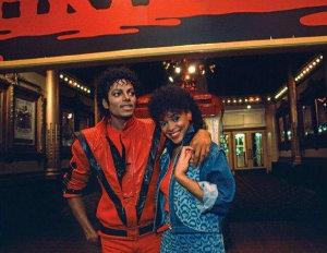 "Michael Jackson Estate Pays Model $55,000 for ""Thriller"" Video"