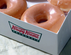 Krispy Kreme to Open Its First Shop in India