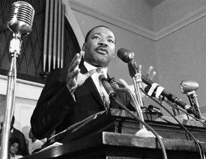 Remembering Dr. King: Greg Calhoun