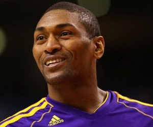 Lakers' Metta World Peace Developing a Prank Show?