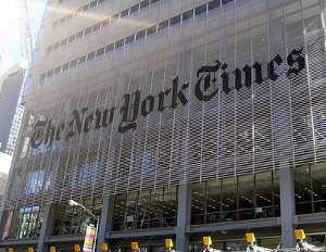 New York Times announces a new incubator for startups