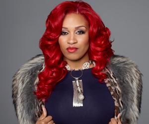 Rashidah Ali from Love and Hip-Hop NY
