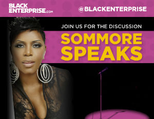 Join us Tuesday at 11a.m. for a Twitter Chat with Comedienne Sommore