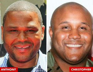 Anthony Anderson Says He's Willing to Play Chris Dorner in Film