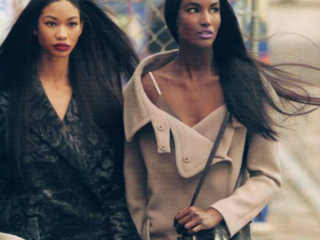 chanel iman and sessilee lopez