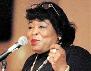 I Will Always Love—And Miss—Dr. Betty Shabazz