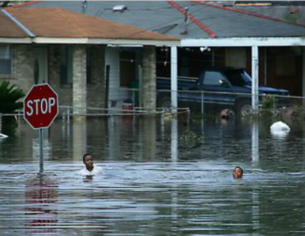 #Katrina10: Nation Remembering the Hurricane and Its Continuing Aftermath