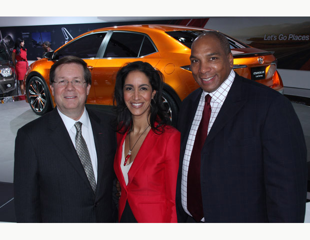 Black Enterprise Business Report: BE Covers North American International Auto Show
