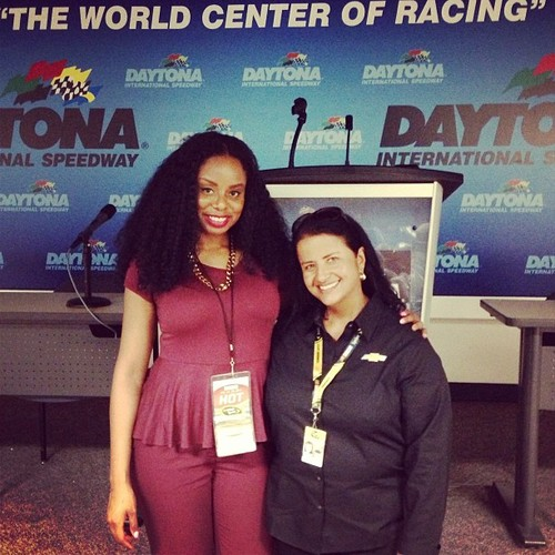 Yes, We Do That: A Black Woman's Amazing NASCAR Escapade