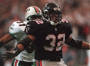 Former NFL Star Jamal Anderson: From Dirty Bird to Dirt Broke