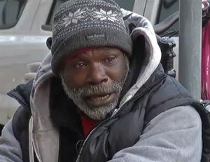 homeless man returned engagement ring billy ray harris