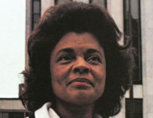 Historic Black Enterprise Magazine Covers: Ernesta Procope, August 1974