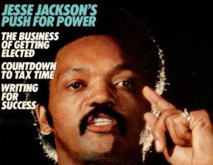 Historic Black Enterprise Covers: Jesse Jackson's Rise, Nov 1983