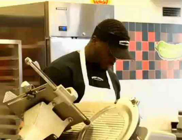 NFL Player Works at Sandwich Shop Making $7.50 an Hour
