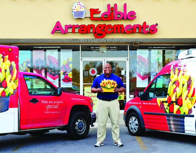 Former Army Cook Creates Recipe for Success with Edible Arrangements Franchise
