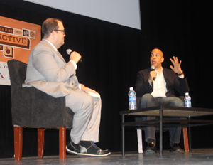 'Social Mayor' Cory Booker Talks Waywire, Civic Engagement and the Power of Twitter at SXSW