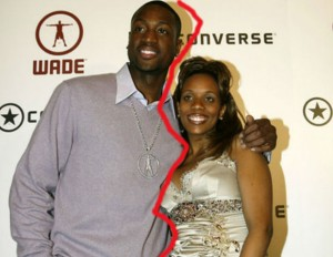 dwayne wade and siovaughn funches